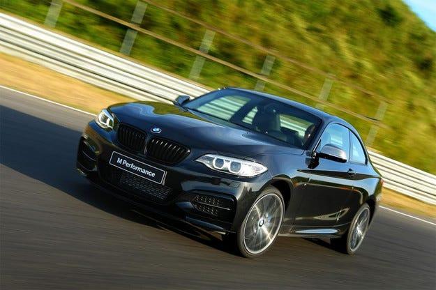 BMW представи специалната версия M235i