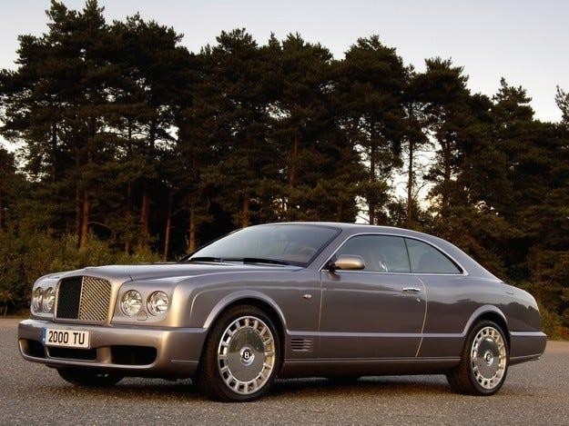 Bentley планира да възроди Brooklands и Azure