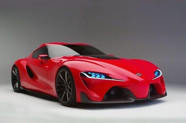 Дочута новина! Toyota Supra с хибридна система