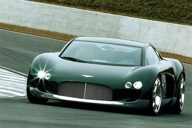 Дочуто! Bentley планира малко Coupé на базата на R8