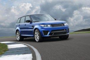 Цялата истина за най-бързия Range Rover Sport