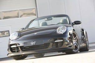 Porsche 911 Turbo TRC 91
