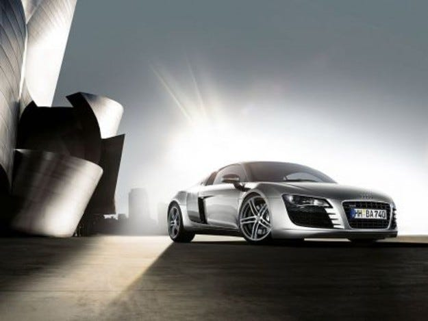 Audi R8 diesel