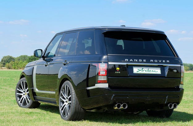 Arden AR9 Range Rover