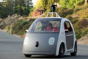 Google Autonomous Drive