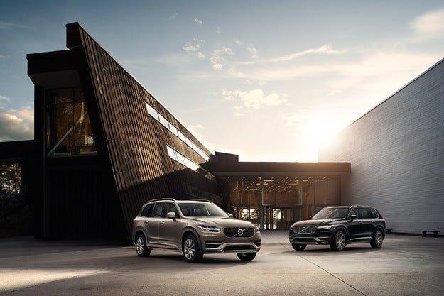 Световна премиера на изцяло новото Volvo XC90