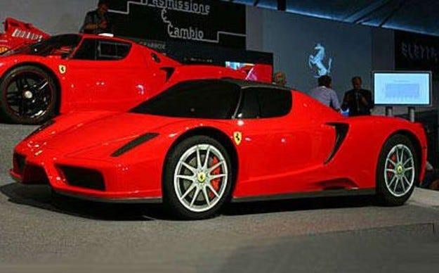 Ferrari FXX Millechili