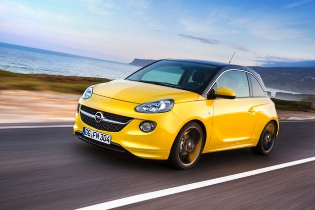 Opel ADAM и Mokka тръгват на пазара в Южна Африка