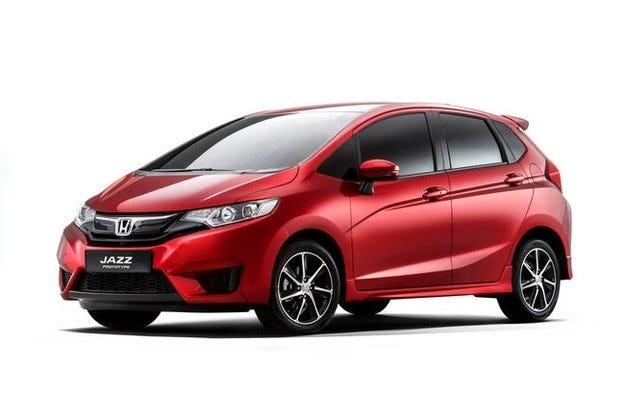 Honda разкрива в Париж прототип на новия Jazz