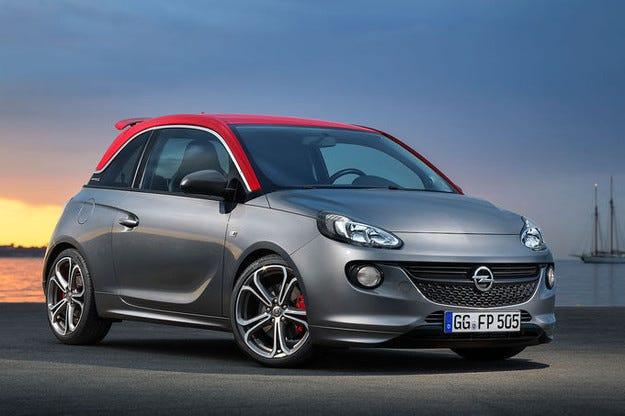 Новият Opel ADAM S дебютира на салона в Париж