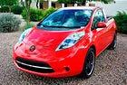 Nissan Leaf Pickup: Единствен по рода си