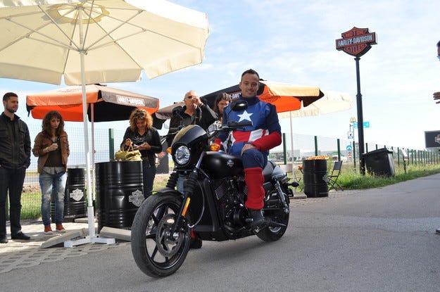 Harley-Davidson ® представи новия Street 750 у нас