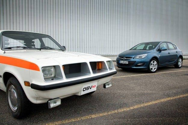 40 години Opel Safety Vehicle: Пътят на безопасността
