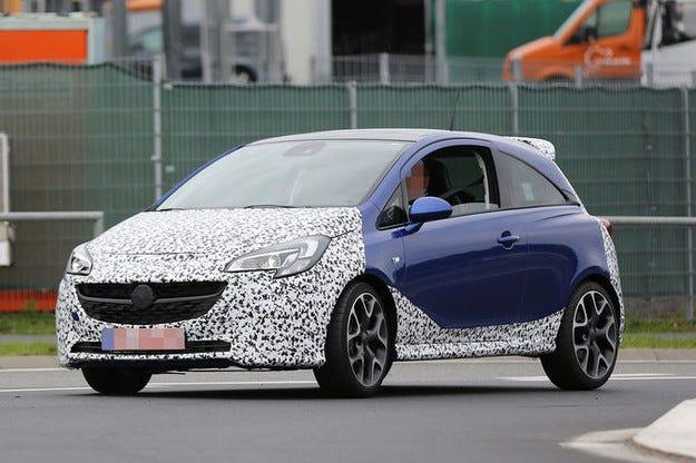 Opel Corsa OPC: Мъникът с 220 к.с. под капака