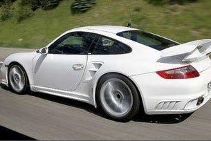 Разкрито: Porsche 911 GT2