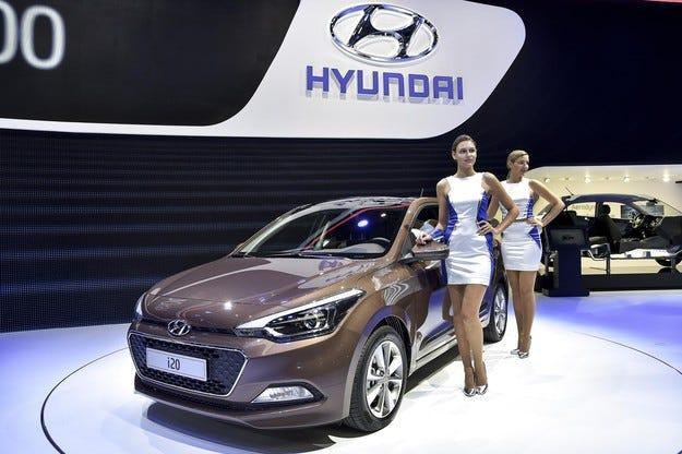 Представиха новото поколение на хечбека Hyundai i20