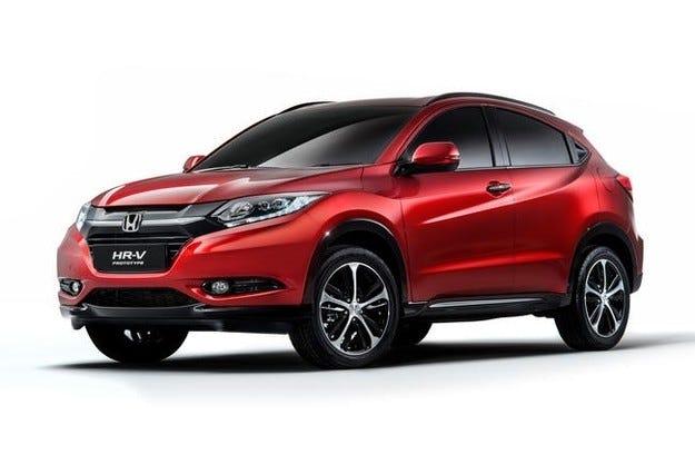 Honda с много новости на изложението в Париж