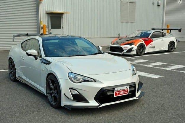 """Toyota представи """"горещата"""" версия GT86"""