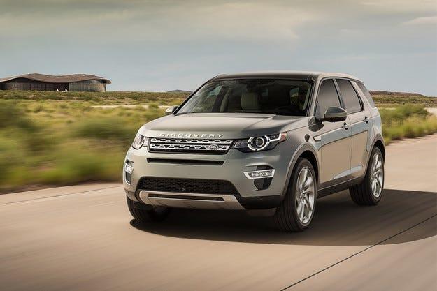 "Land Rover Discovery Sport ще получи и ""гореща"" версия"