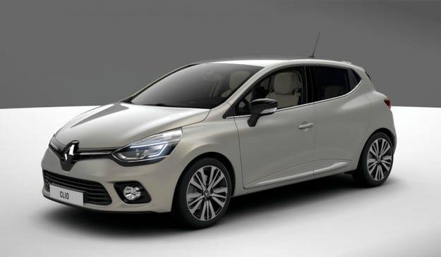 Renault определи цените на луксозния Clio Initiale Paris
