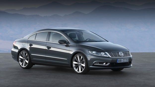 Следващият седан Volkswagen CC ще се появи през 2016