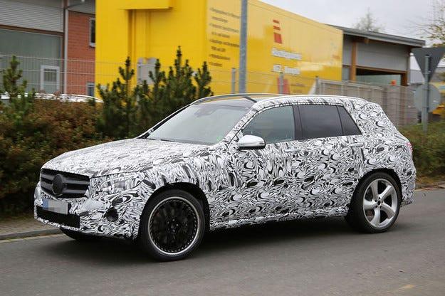 Новият Mercedes GLC: Наследникът на GLK