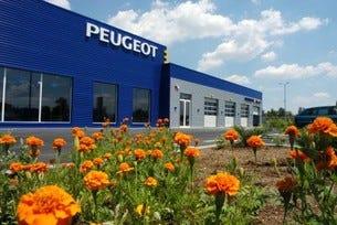 Peugeot Blue Box София