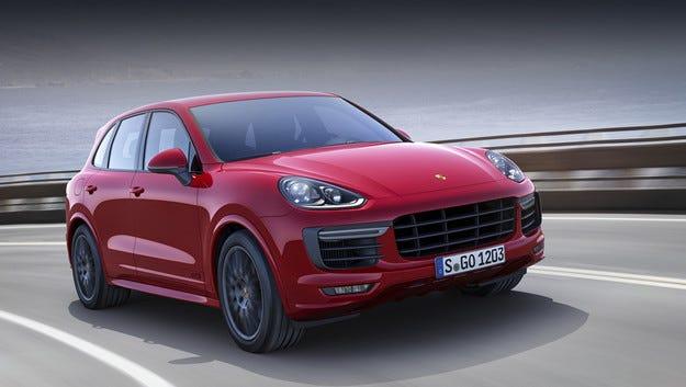 Porsche Cayenne GTS смени 8-цилиндровия мотор