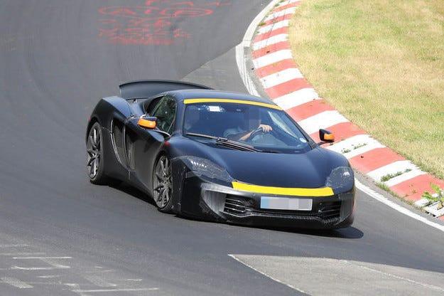 McLaren Sports Series: Автомобил за всеки ден