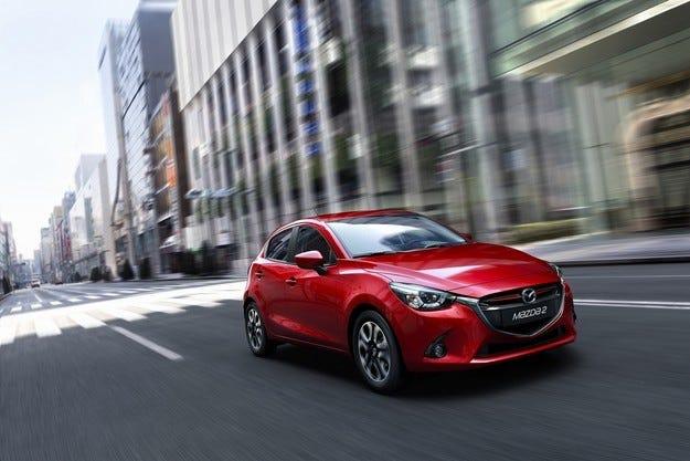 Обявиха цените на новото поколение Mazda2