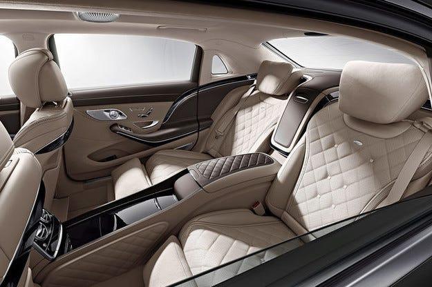Mercedes: Първи преглед на новия Maybach S600