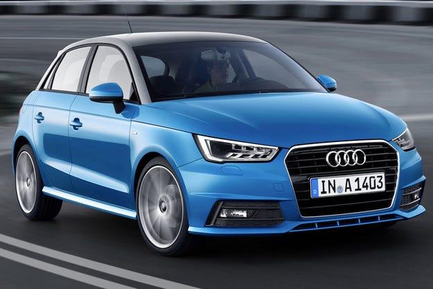 Audi обнови най-малкия си хечбек