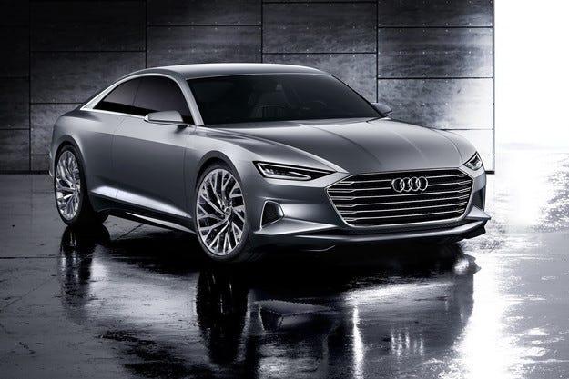 Компанията Audi показа новия концепт Prologue