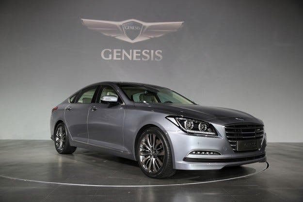 Hyundai Genesis Сътворението на бъдещето: