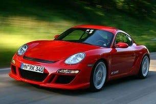 Ruf-Porsche 3400K 25. Edition