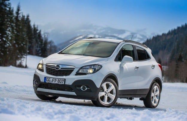 Новият Opel Corsa: Зимна приказка вместо леден кошмар
