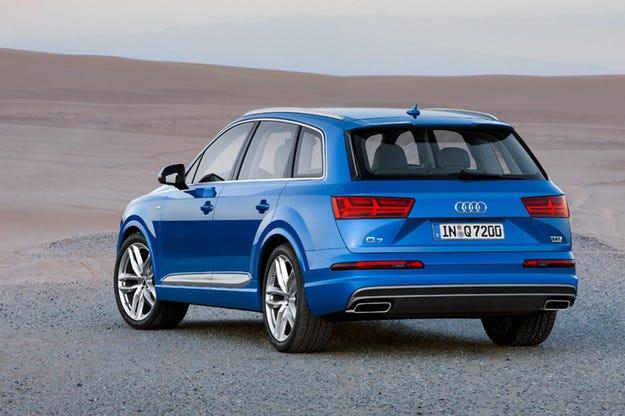 Разкриват новия Audi Q7 месец преди премиерата му