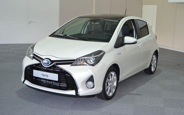 Новият Yaris от Toyota дебютира и на българския пазар