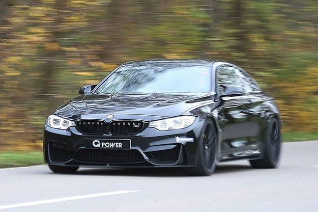G-Power BMW M3 и M4: 325 км/ч допинг за шестцилиндровия
