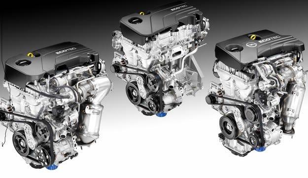 GM motoren