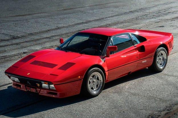 Продават рядко срещано Ferrari за 2 милиона евро