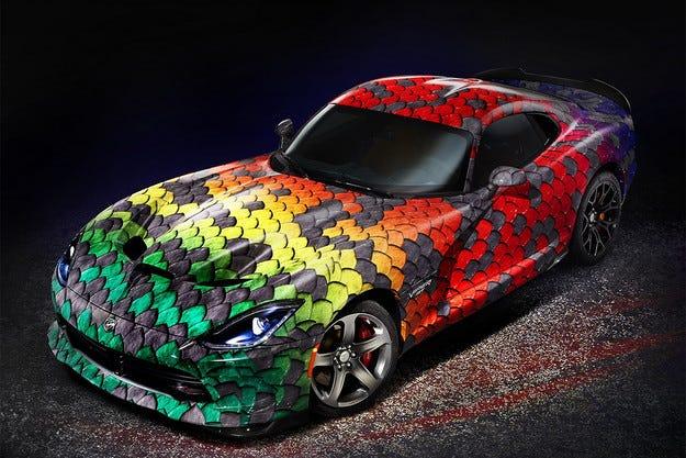 Dodge започва продажбите на ексклузивната версия Viper GT