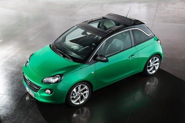 Opel ADAM вече и със Swing Top и Easytronic 3,0