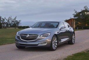 Buick показа концепт на флагманския си седан