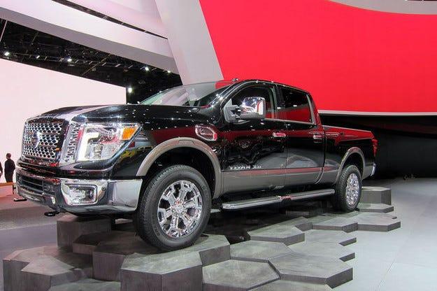 Titan XD: Новото дизелово чудовище на Nissan