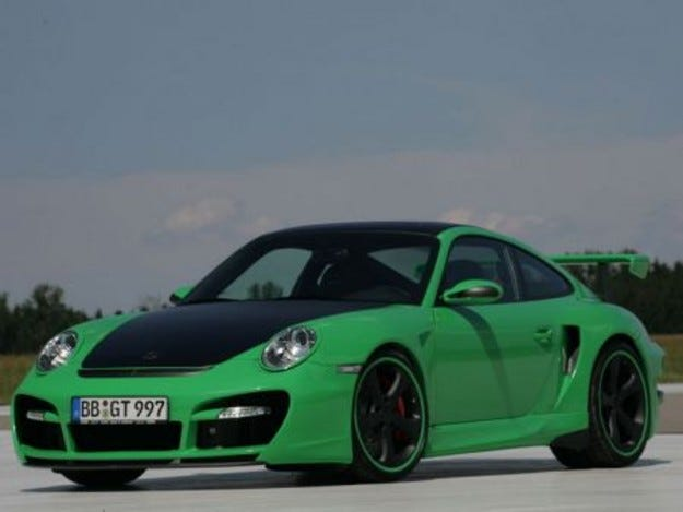 Techart Porsche GT-Street