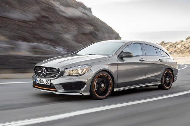 Mercedes пусна производството на най-малкото комби