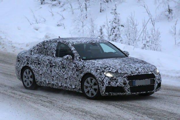 Audi A4 2015: С нови линии и нова технология