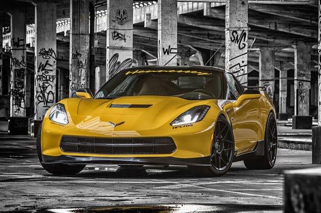 Rüffer Performance прати Corvette C7 в шампионската лига