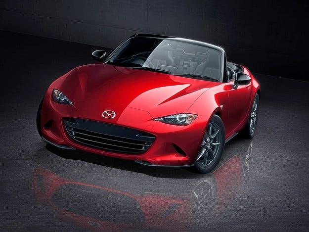 Mazda разкри подробности за по-малкия мотор на MX-5